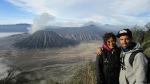 Vistas volcán Gunung Bromo