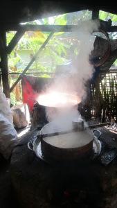 Cocinando caramelo en Java.
